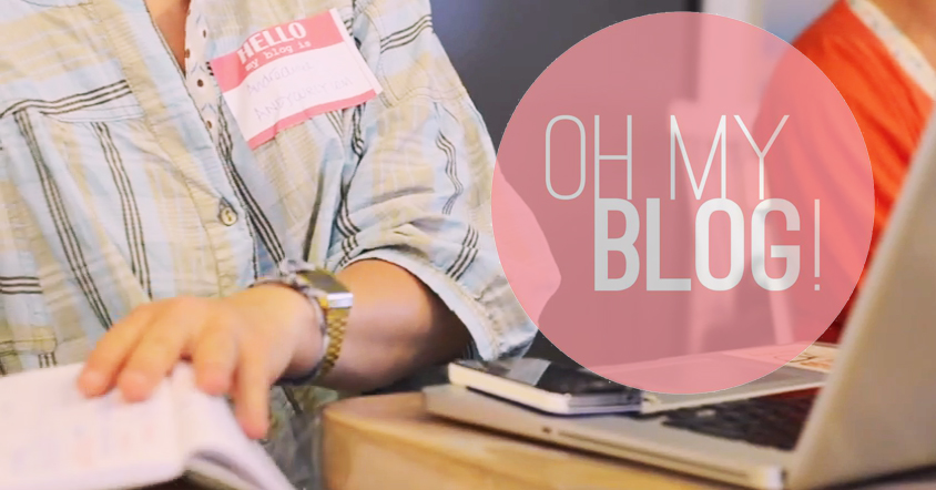 OH MY BLOG ! LA BLOGSCHOOL