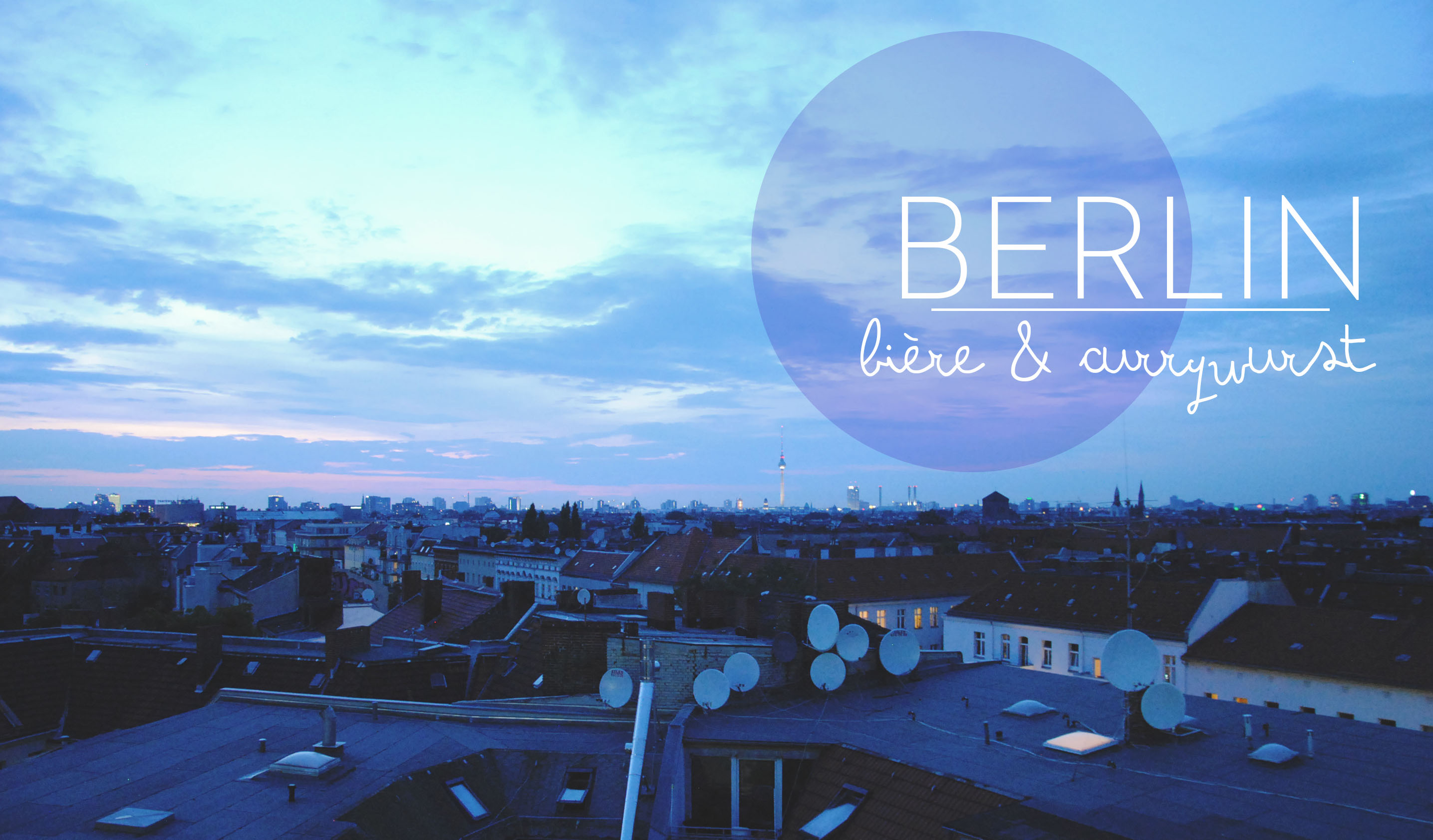 BERLIN EST / CITY GUIDE