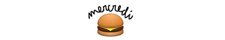 BURGER WEEK MERCREDI