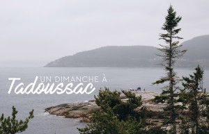 andycurly dimanche a Tadoussac