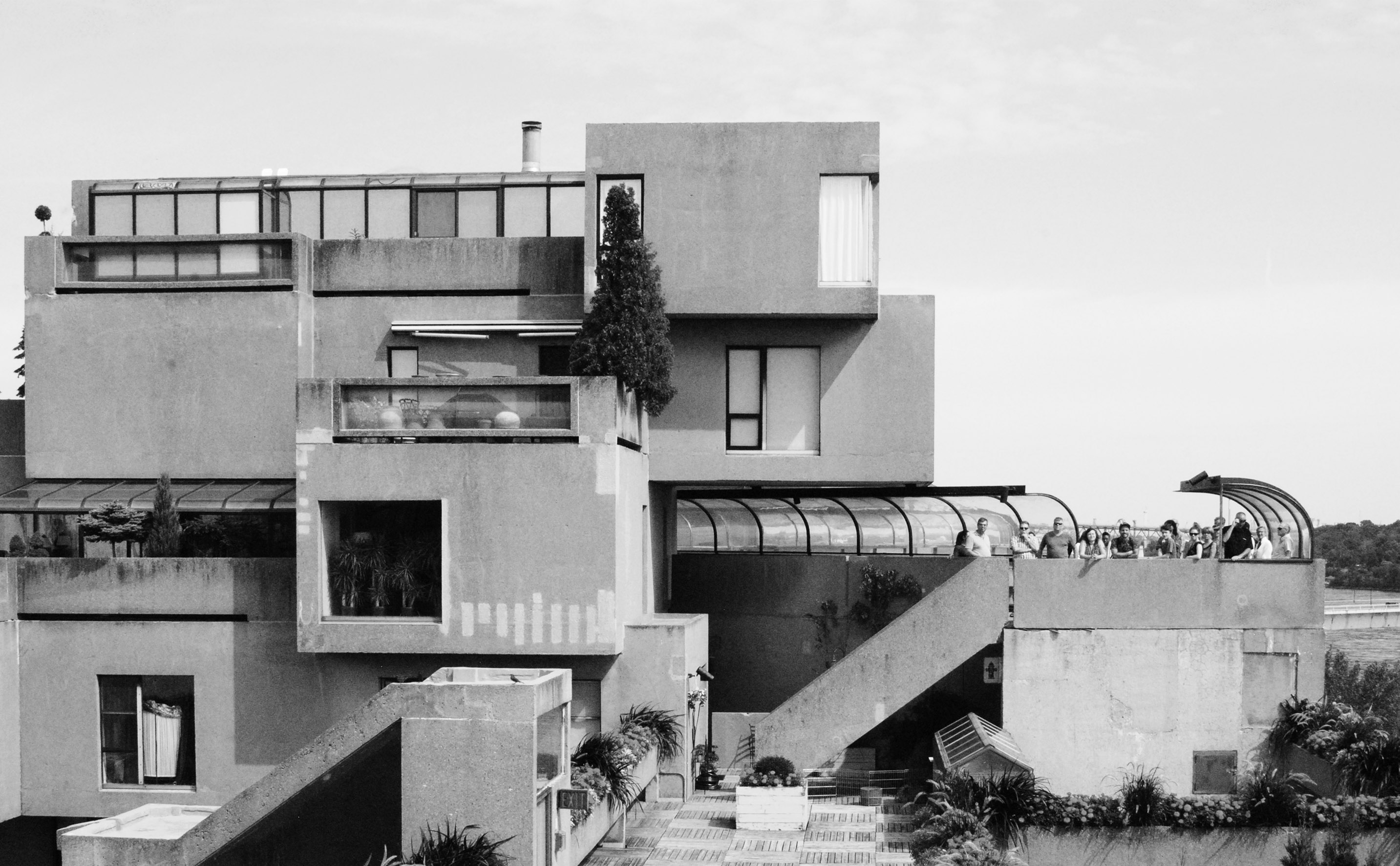 ANDYCURLY ARCHITECTURE HABITAT 67 MONTREAL 7
