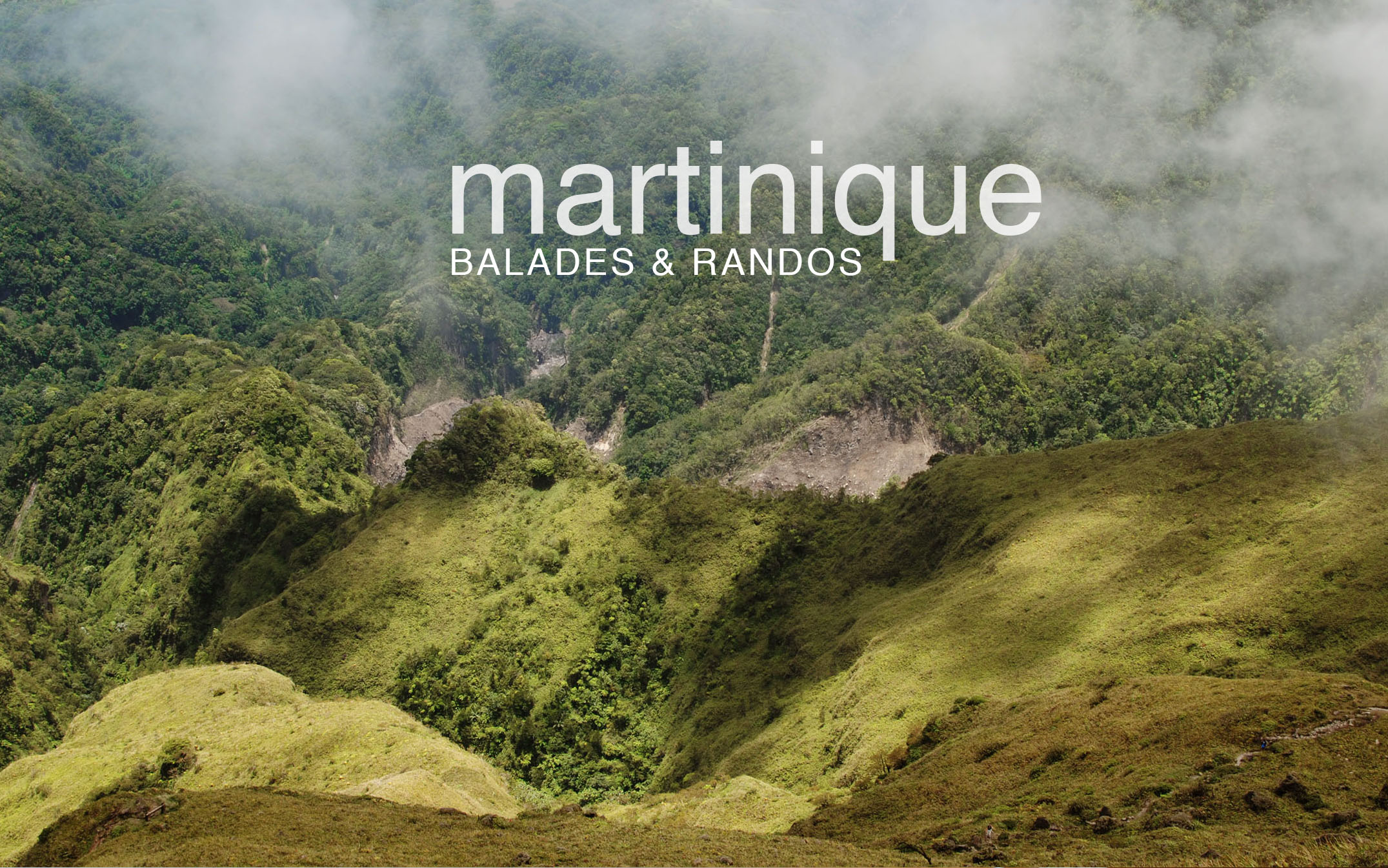 BALADES & RANDO EN MARTINIQUE