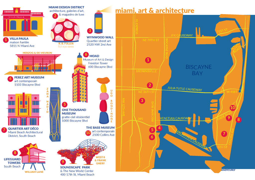 ANDYCURLY_MIAMI MAP_architecture_art_design